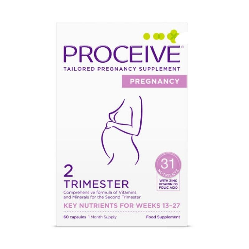 Proceive Pregnancy Trimester 2