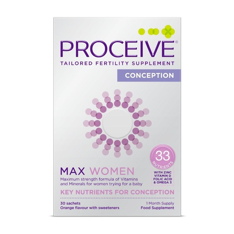 Proceive Max Women 30 Sachets