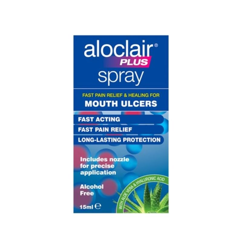 Aloclair Plus Spray 15ml