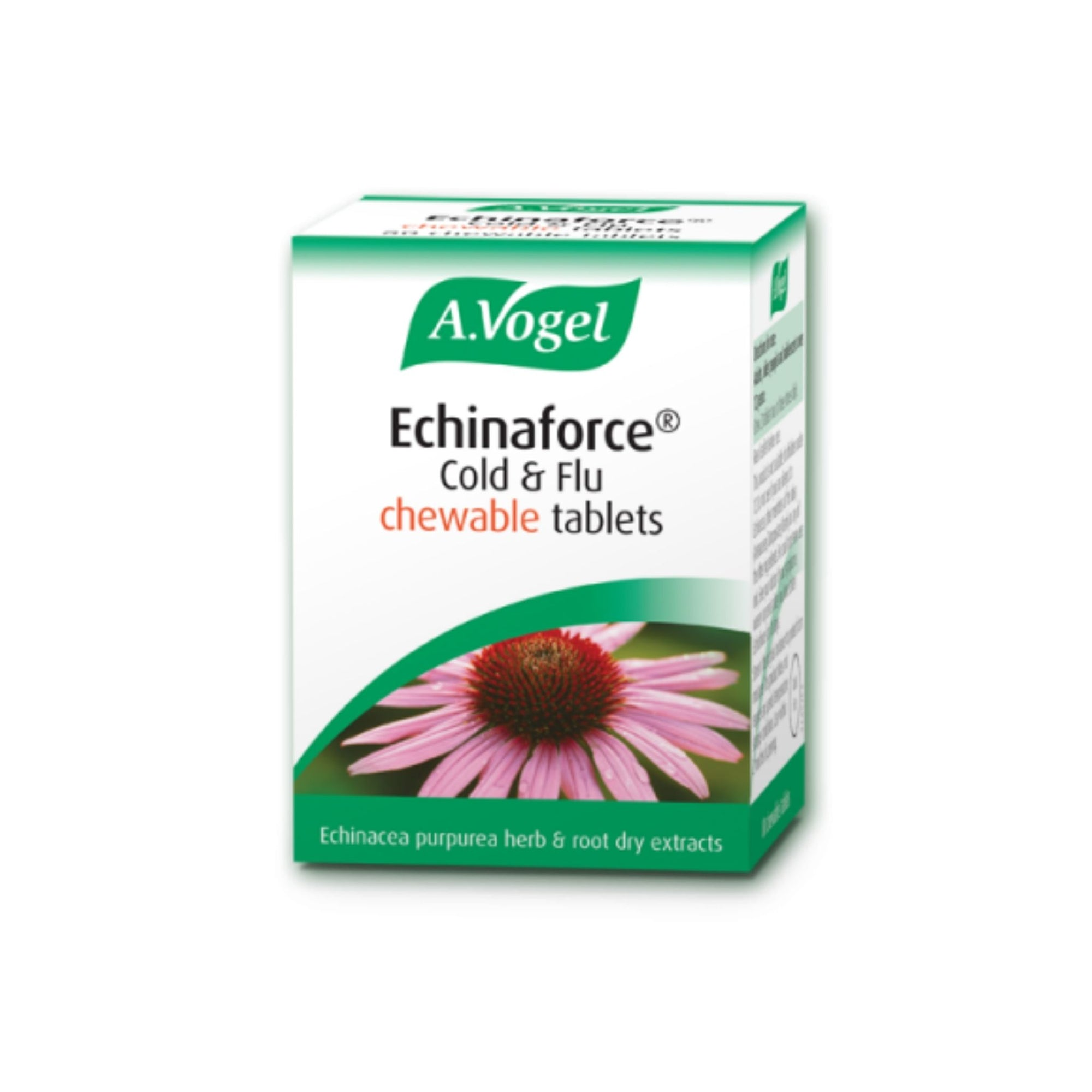 A. Vogel Echinacea Chewable Cold & Flu 40's