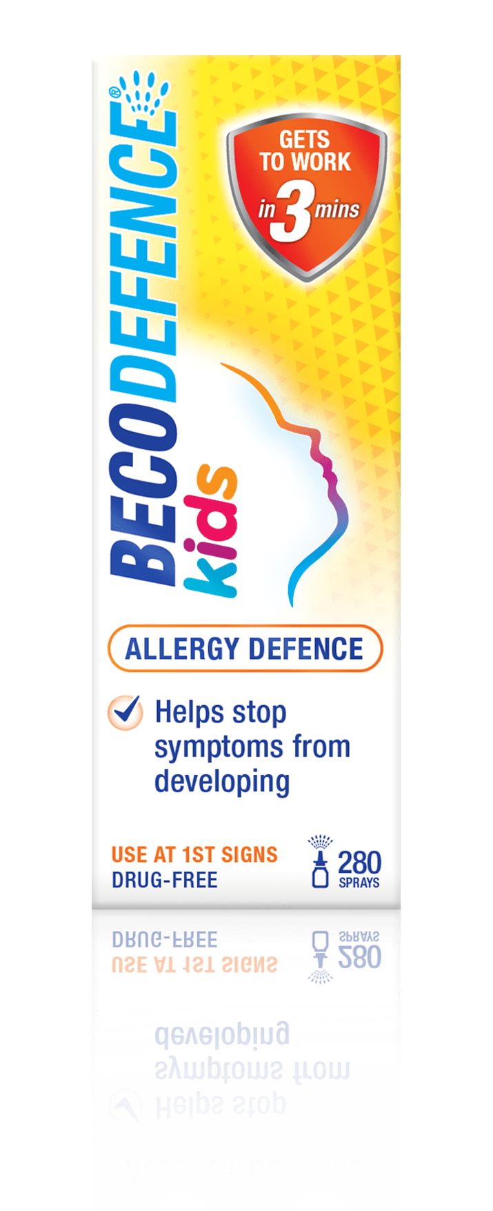 Becodefence Kids Allergy Defence