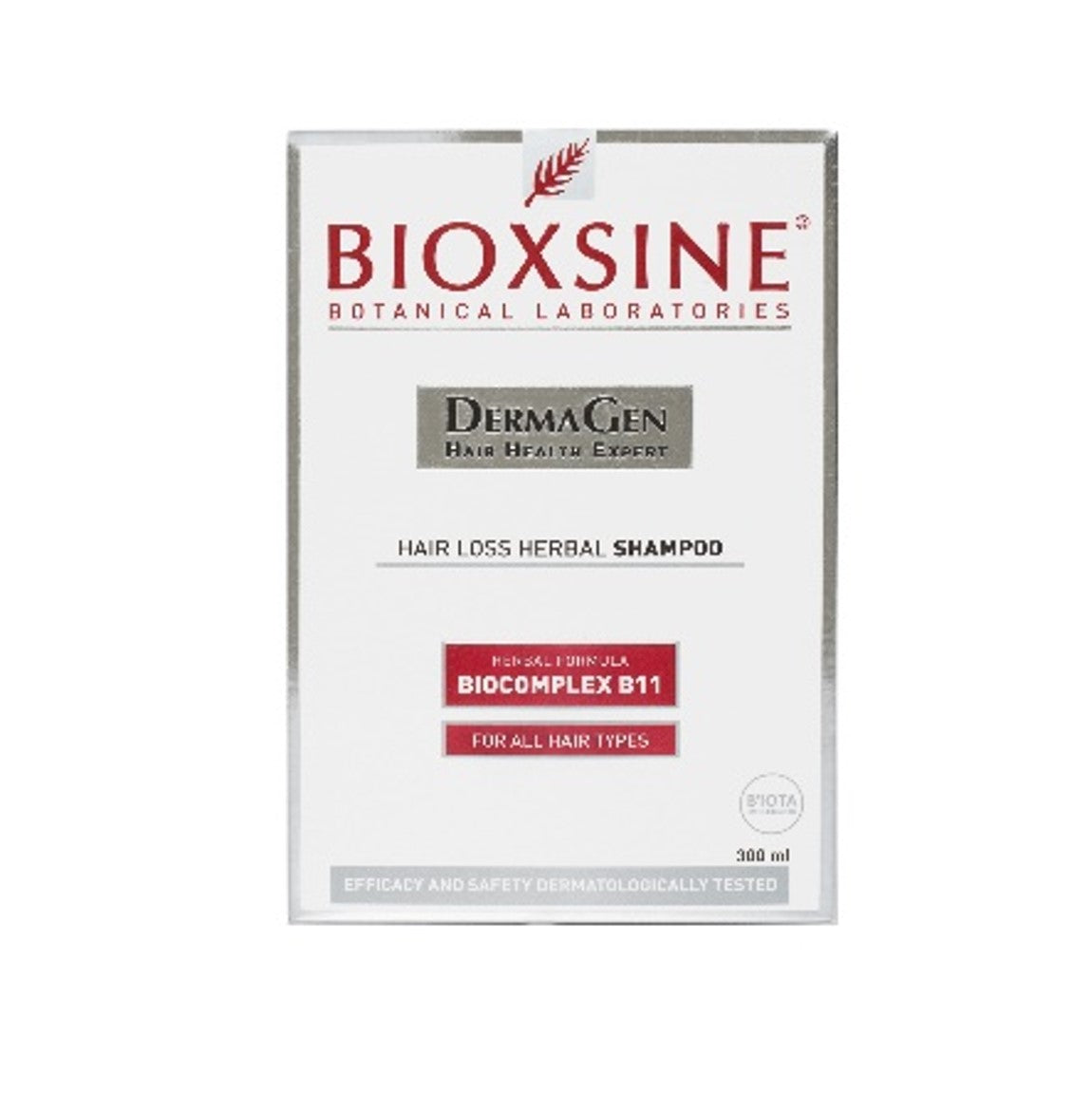 Bioxsine Shampoo Normal/Dry Hair