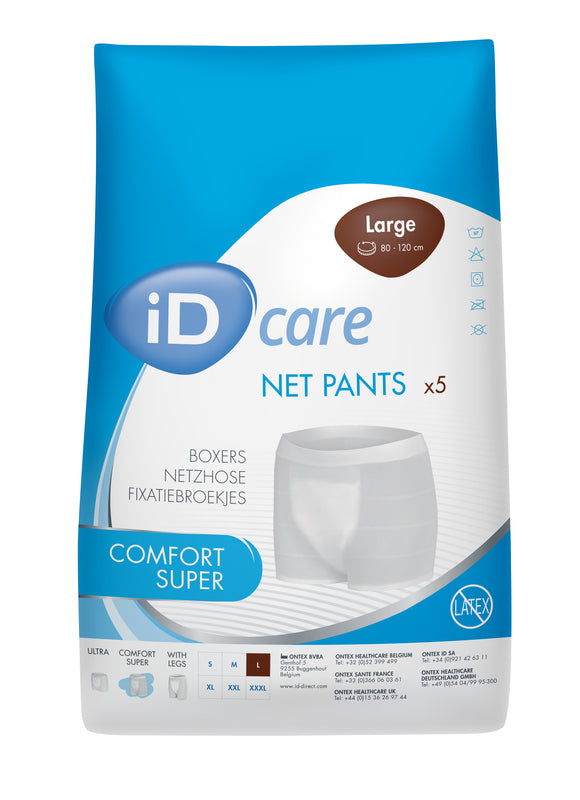 iD Care Net Pants Comfort Super