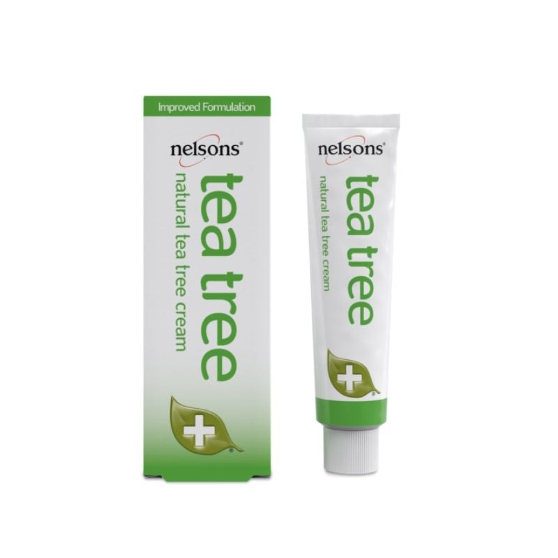 Nelsons Tea Tree Cream 30ml