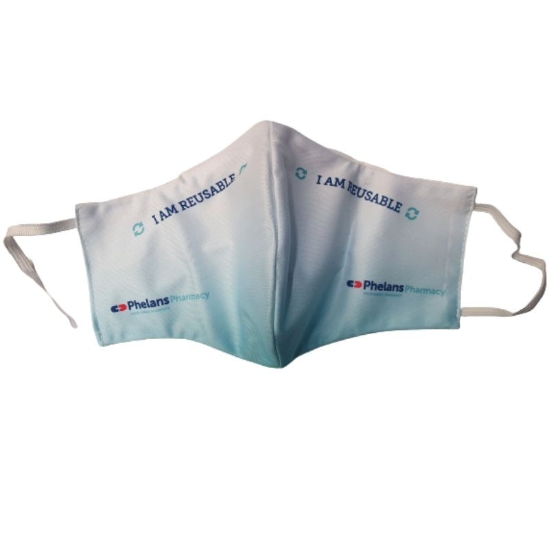 Face Mask Reusable - Phelans Pharmacy