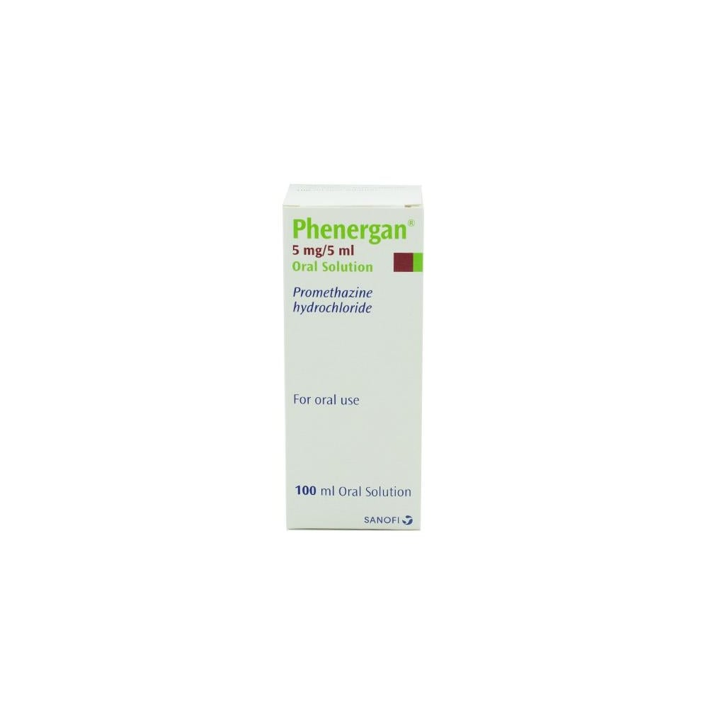 Phenergan Elixir 100ml