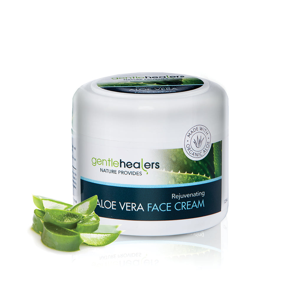 Rejuvenating Aloe Vera Face Cream - 125 ml