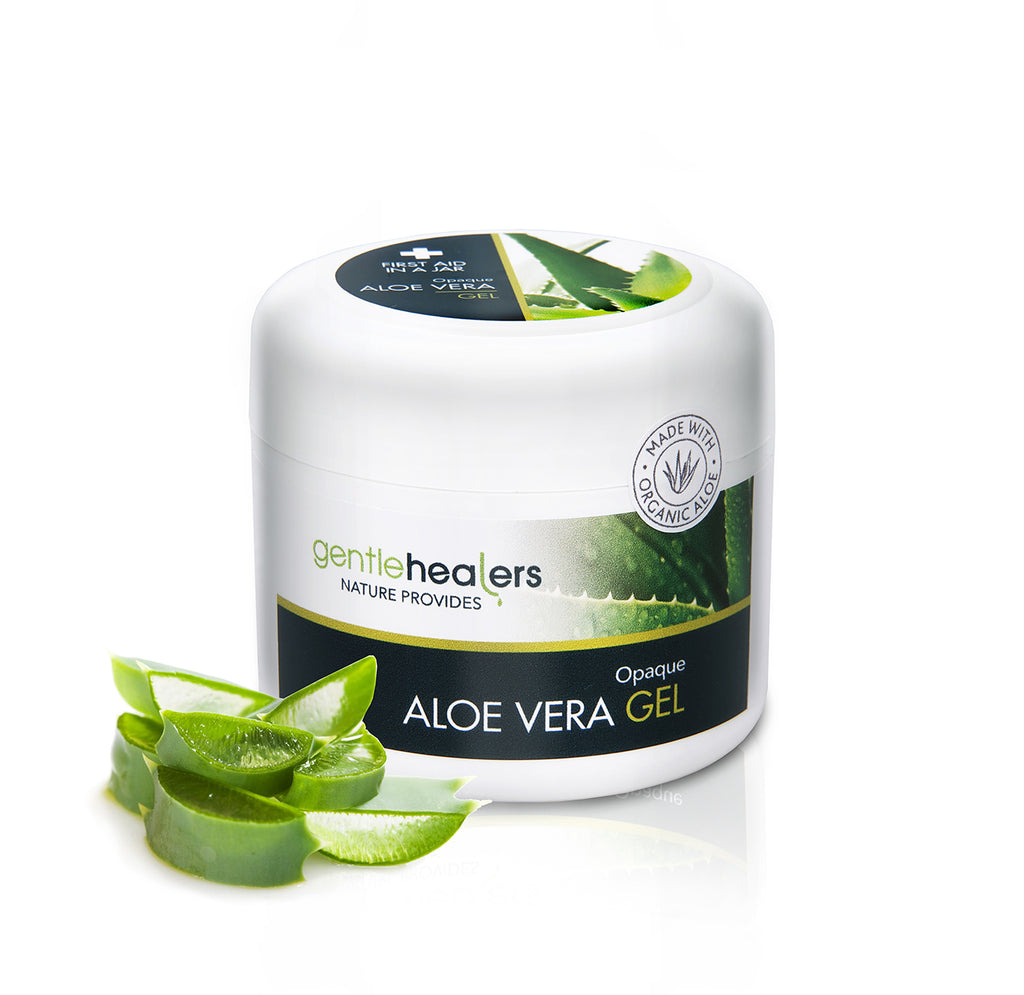 Opaque Aloe Vera Gel - 250 ml