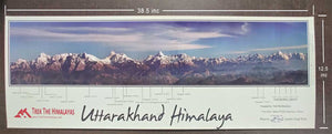 Uttarakhand Himalaya Panorama Photo