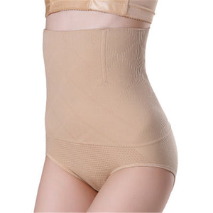 Seamless High Waist Slimming Tummy Control Body Shapewear