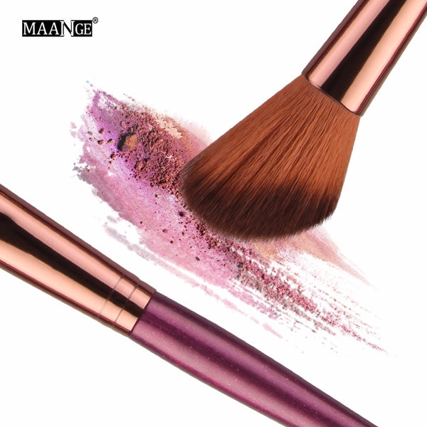 6/15/18 Pcs Makeup Brushes Set