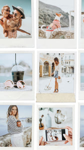 Milkshake Collection - Lightroom Mobile Presets