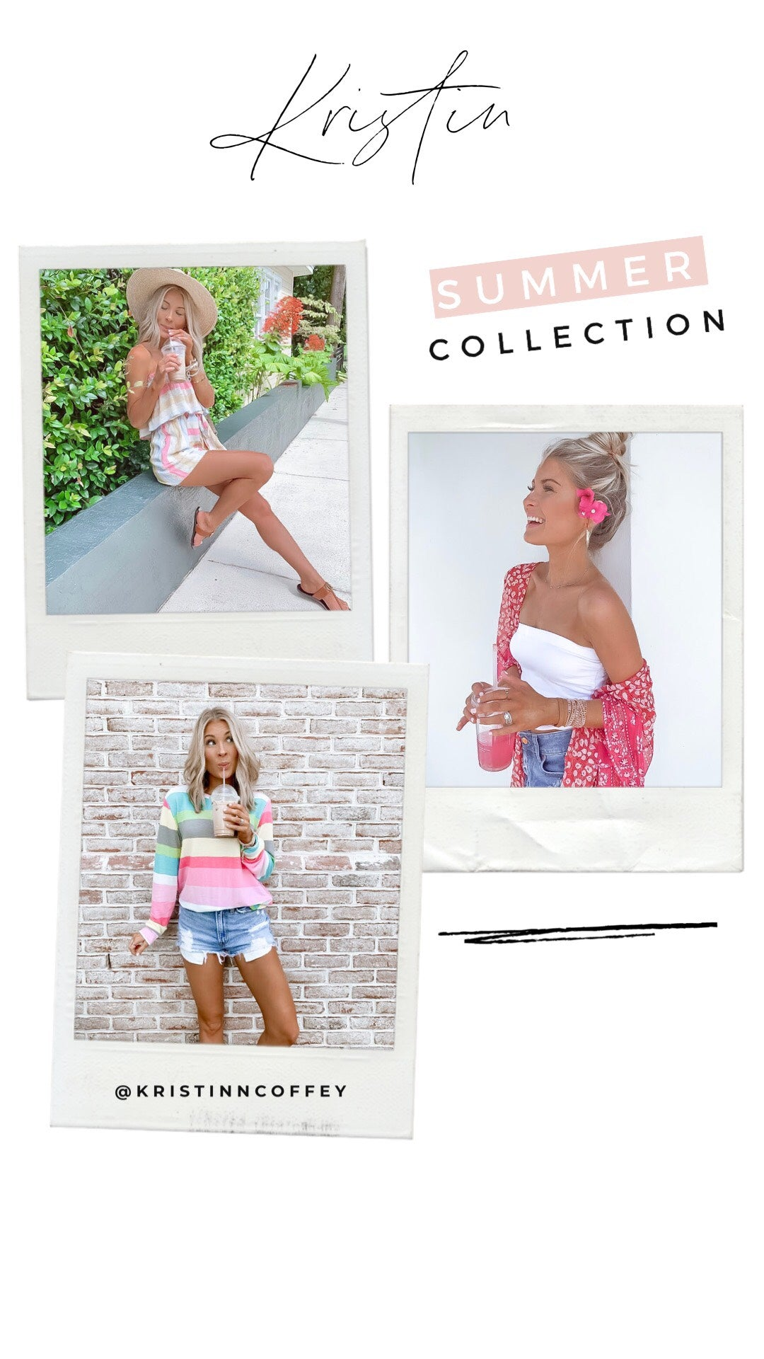 Kristin Summer Collection - Lightroom Mobile Presets