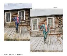 Load image into Gallery viewer, Ashlee Collection - Lightroom Mobile Presets