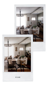 Zenia Collection - @styleitprettyhome - Lightroom Mobile Presets