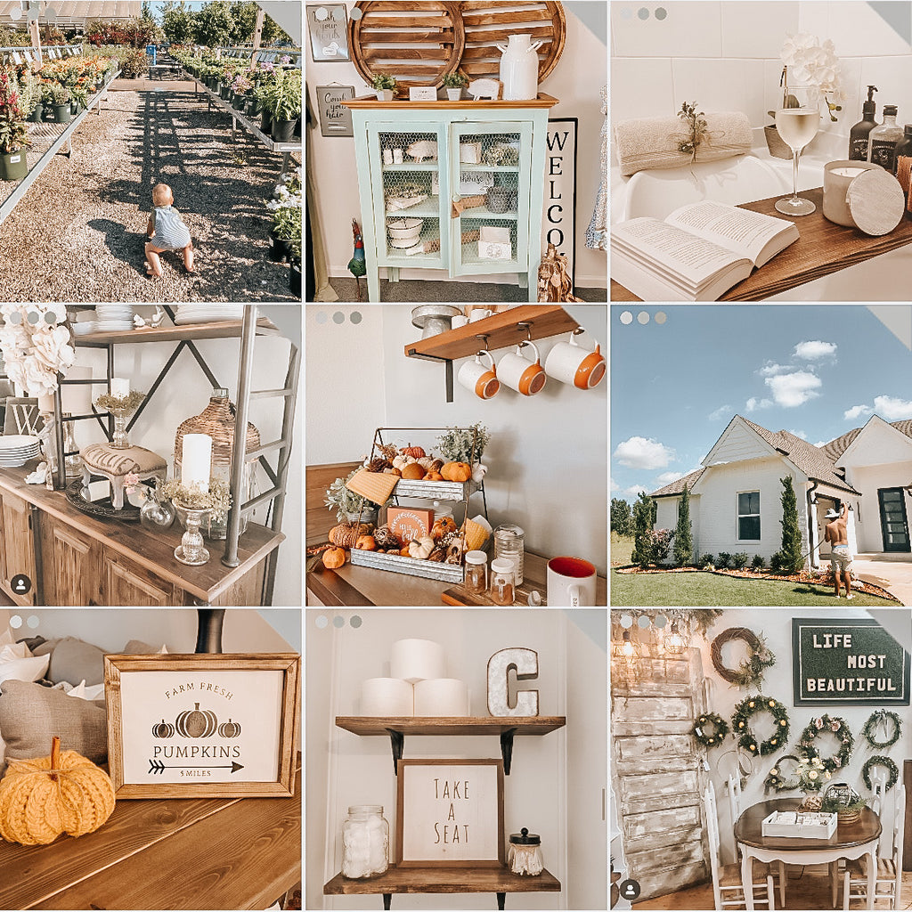 Farmhouse Fresh Photo Filter Collection
