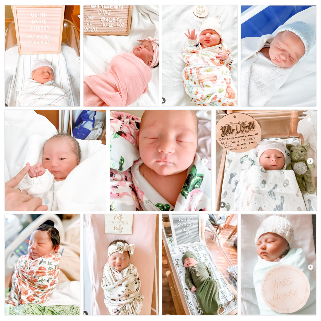 Newborn Photo Filter Collection