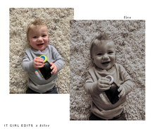 Load image into Gallery viewer, Kilee Collection - Lightroom Mobile Presets