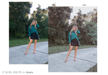Load image into Gallery viewer, Kristin Collection - Lightroom Mobile Presets