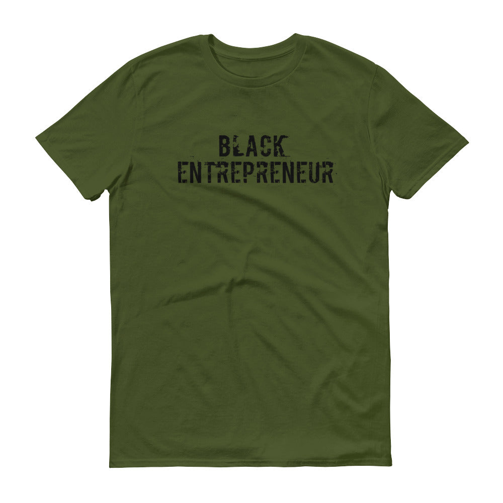 Black Entrepreneur Grind T-shirt - Black Entrepreneur Clothing