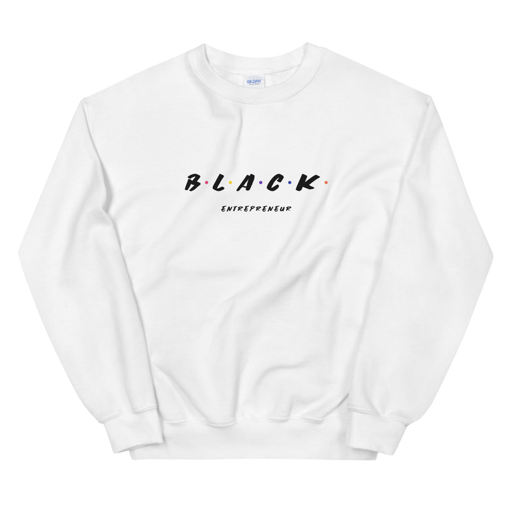 Black Entrepreneur Sweatshirt