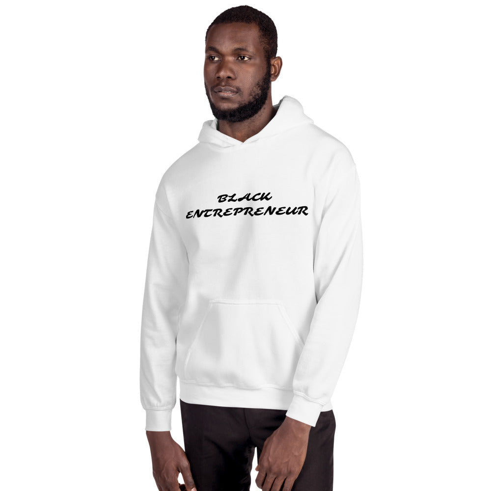 Black Entrepreneur Hoodie - Black Entrepreneur Clothing
