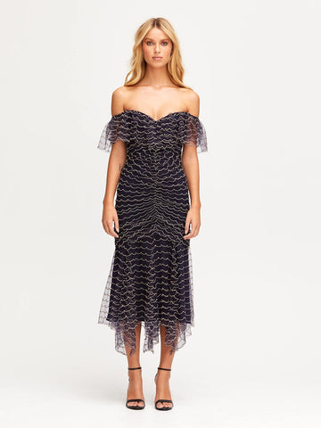 VENUS VALENTINE MIDI DRESS