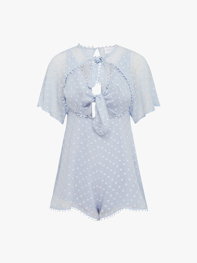 MOON TALKING PLAYSUIT