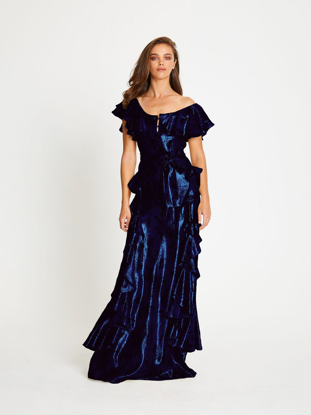 NIGHT MOVES GOWN