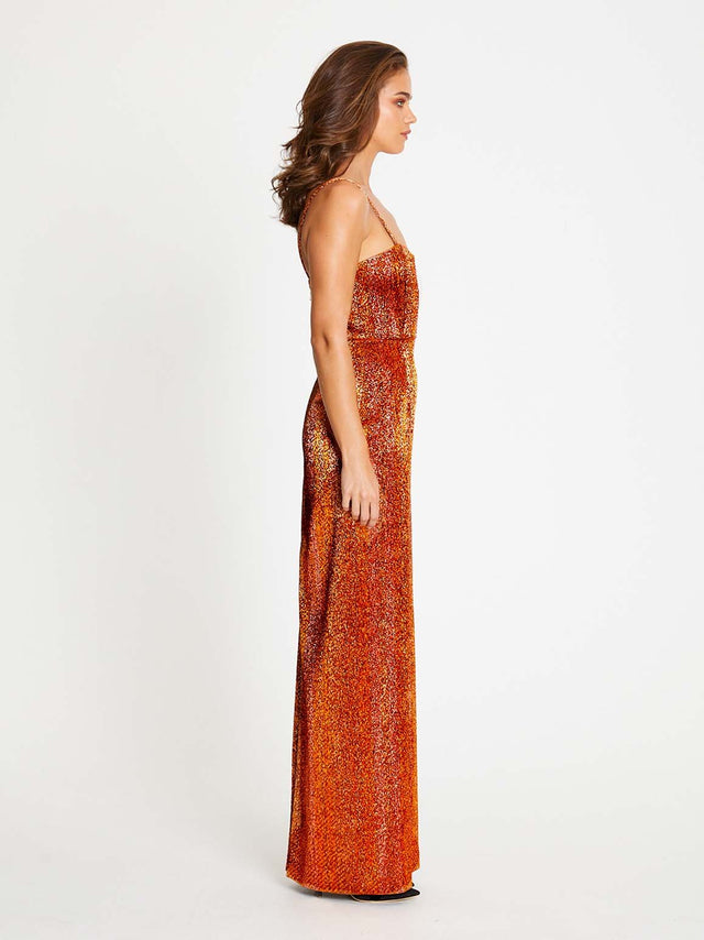 ELECTRIC NIGHTS GOWN