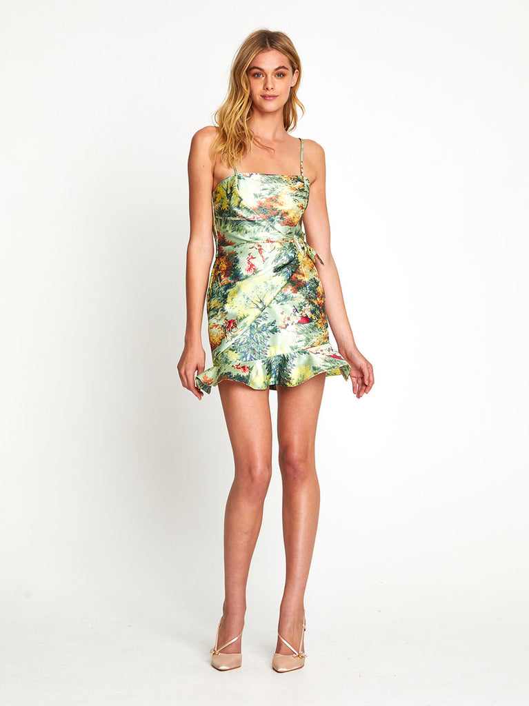 VOODOO SKIES MINI DRESS