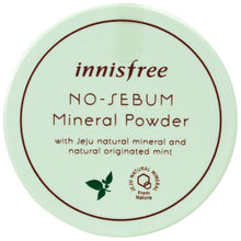 Load image into Gallery viewer, Innisfree No Sebum Mineral Powder 5g