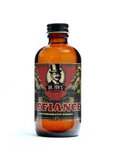 Dr. Jon's Defiance Aftershave Tonic