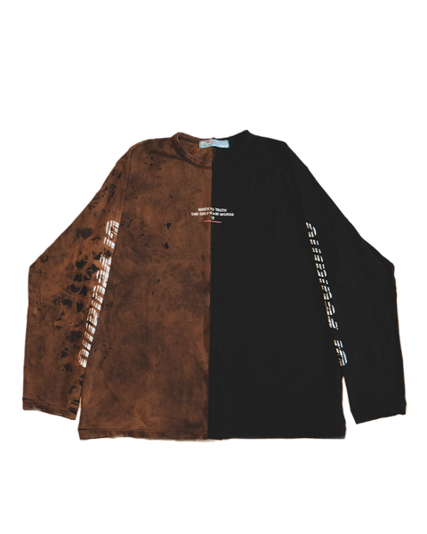 DECONSTRUCTED LONGSLEEVE