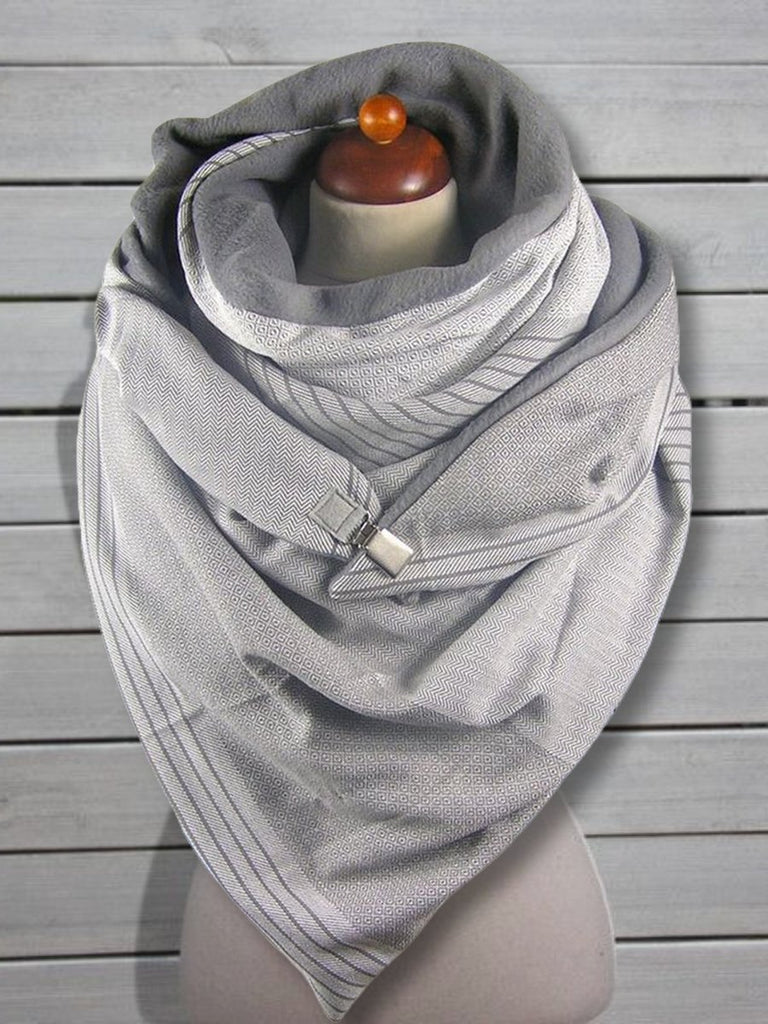 Warm Casual Cotton Scarves Shawls
