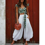 Loose Casual Summer Pant