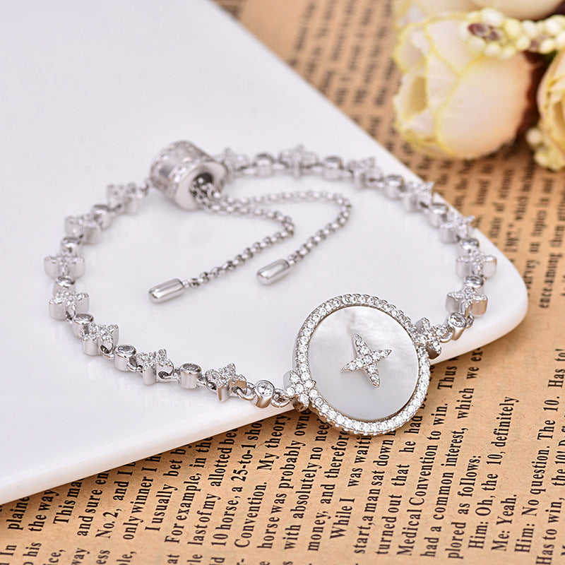 Diamond Star Accessories Fashion Poppy Bracelet