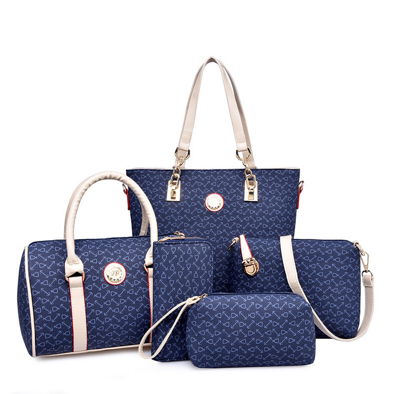 New Fashion Mother-In-Law Bag (Six-Piece Set)