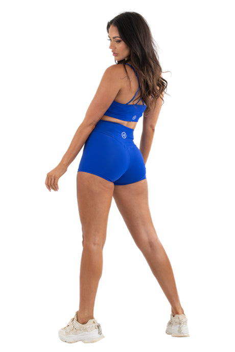 Blue Couture -Shorts