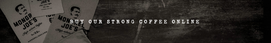 Strong Coffee online – really?