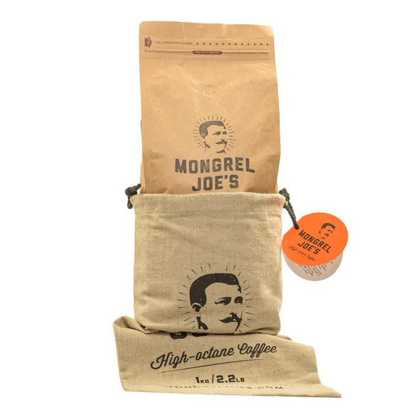 1 kg coffee ground for espresso