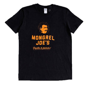 Mongrel Joe's Strong Coffee Men's T-Shirt