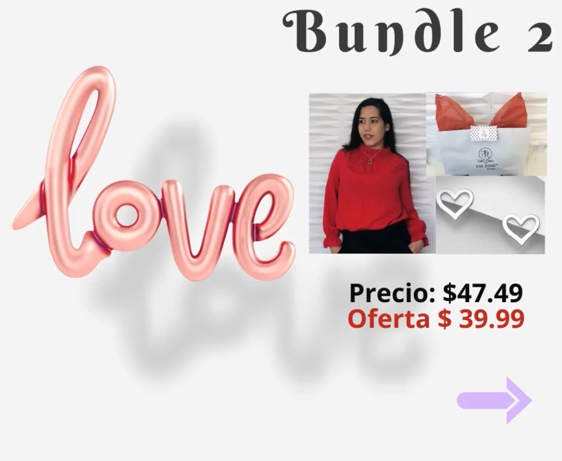 Zoe Love Bundle 2