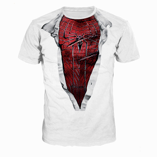 Tee shirt Spiderman