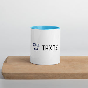 Tax TZ - Mug with Color Inside