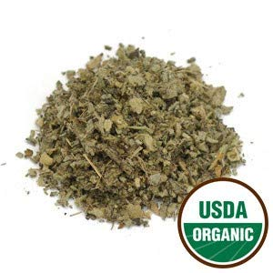 Mullein Leaf Cut and Sifted Wildcrafted, 1 Pound
