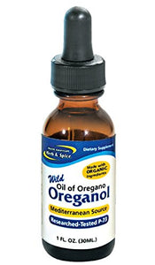 North American Herb & Spice Oreganol Oil, 1 Fluid Ounce: Health & Personal Care