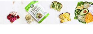 Manitoba Harvest Organic Hemp Hearts Raw Shelled Hemp Seeds, 12oz; with 10g Protein & Omegas per Serving, Non-GMO, Gluten Free