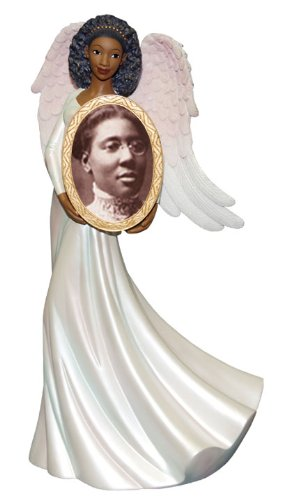 Angel picture frame