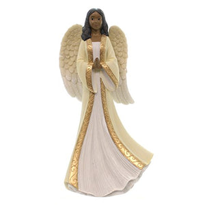 United Treasures Humble Prayer Angel Black